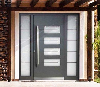 Porte d 39 ingresso windoor serramenti for Porte d ingresso