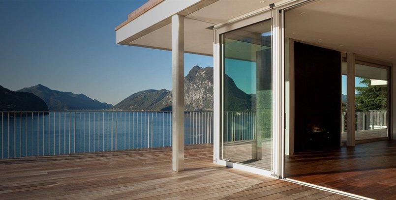 porte per balconi